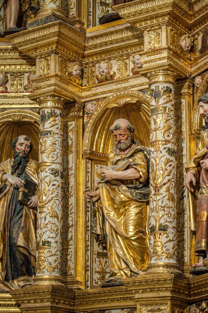 Petrus Capilla de los Condestables - Catedral de Santa María Burgos