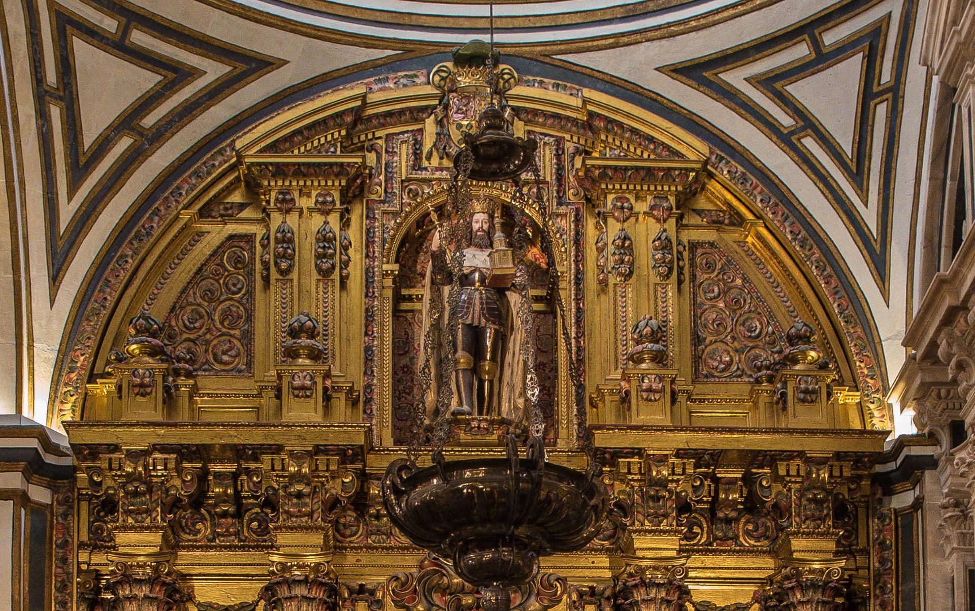 Der Heilige Heinrich - Catedral de Santa Maria Burgos