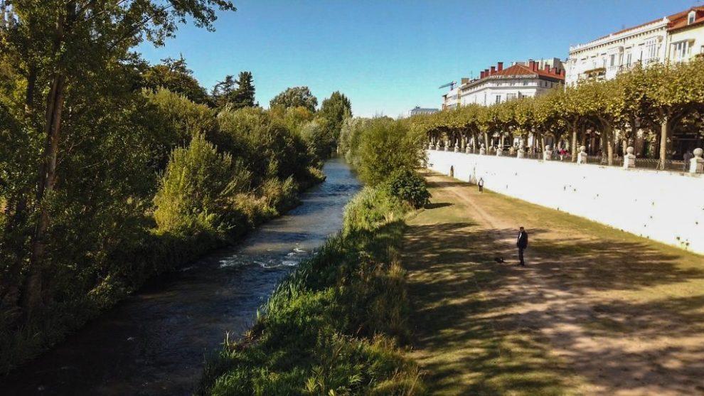 Rio Arlanzón Burgos