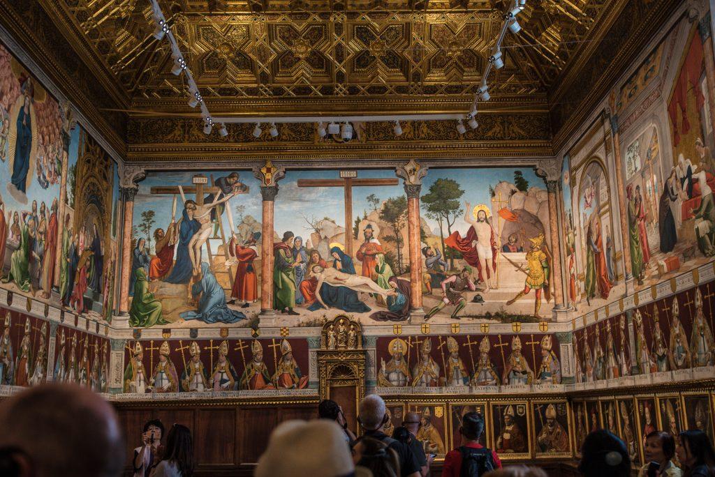 Ostseite - Kapitelsaal - Kathedrale von Toledo