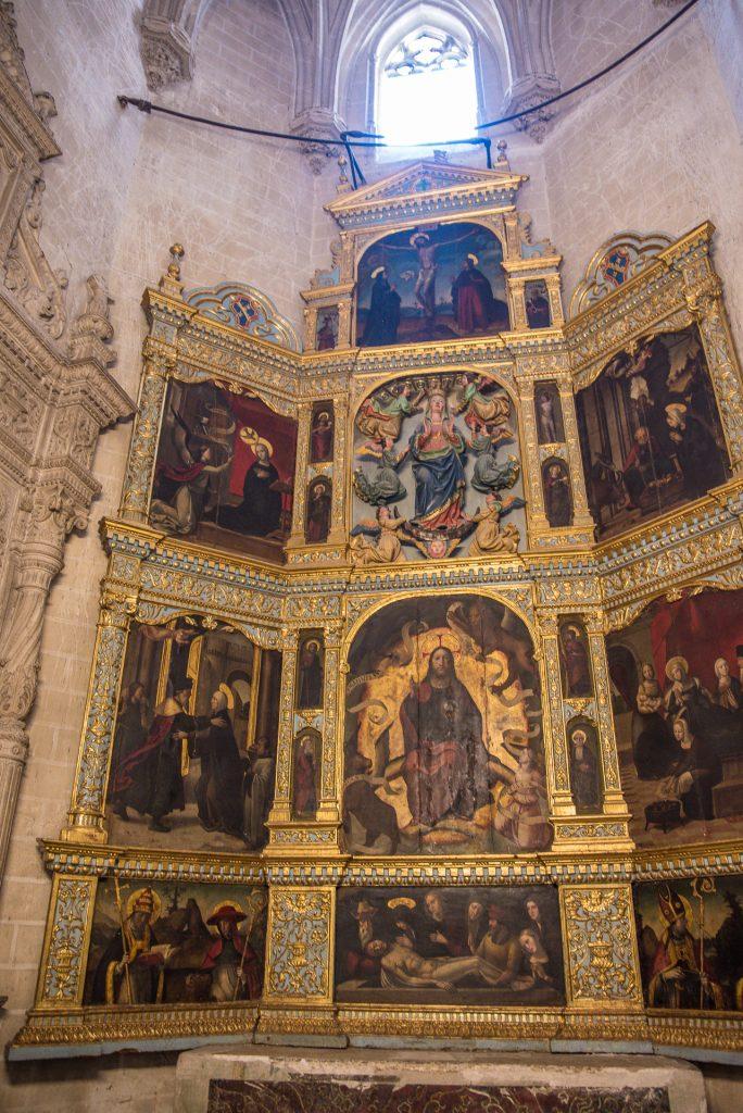 Capilla de San de la Trinidad - Kathedrale Toledo