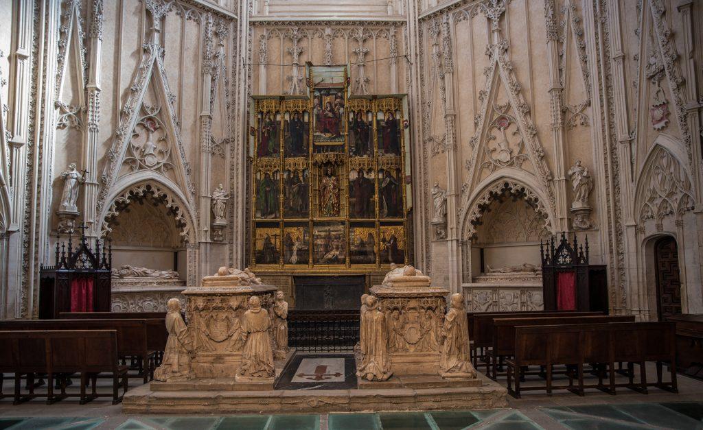 Capilla de Santiago - Kathedrale Toledo