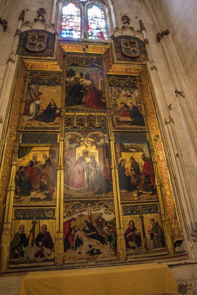 Capilla de la Conceptión - Kathedrale Toledo