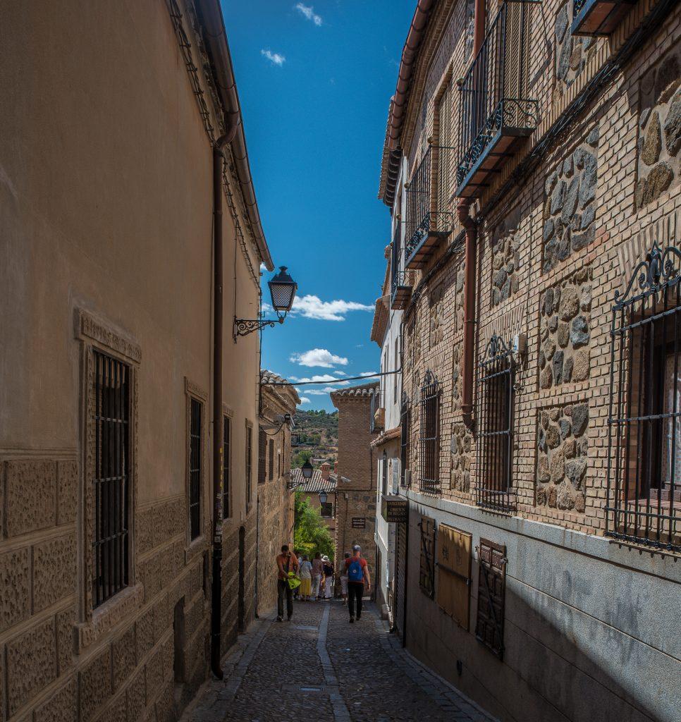 Calle San Juan de Dios - Toledo