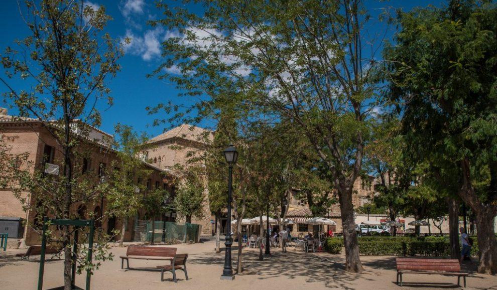 Paseo del Tránsito - Toledo