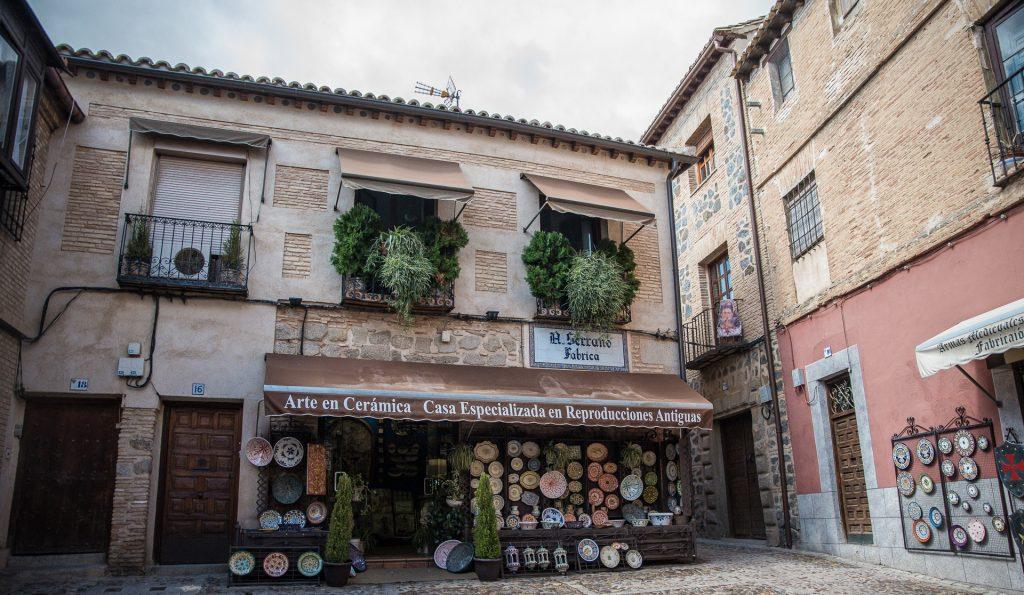 Souvenir, Souvenir - jüdisches Viertel Toledo