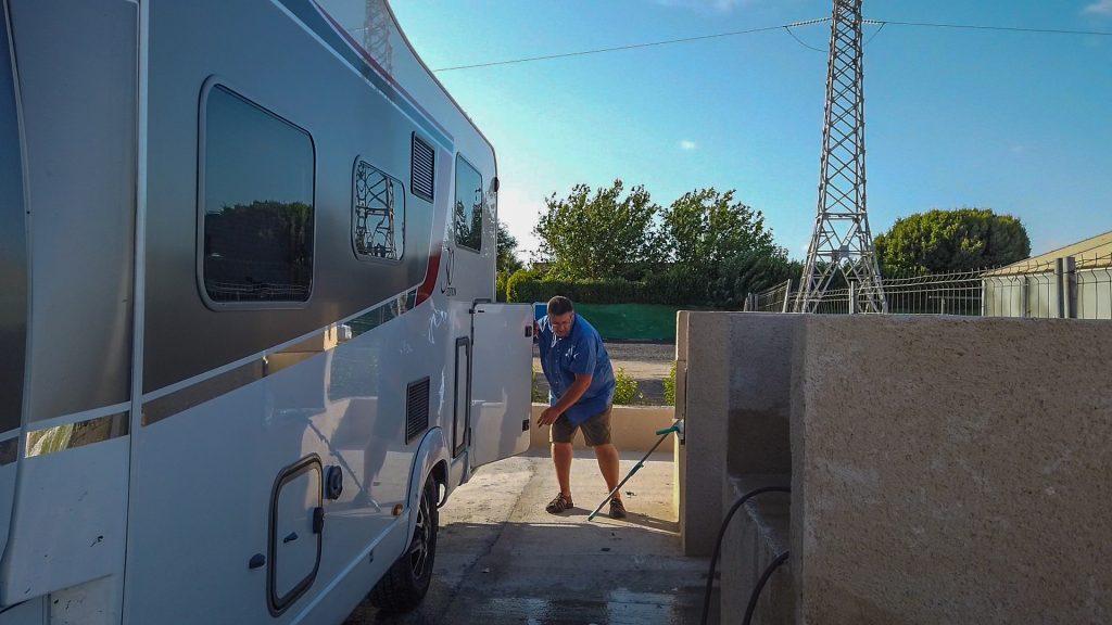 Versorgung - Torralba de Calatrava
