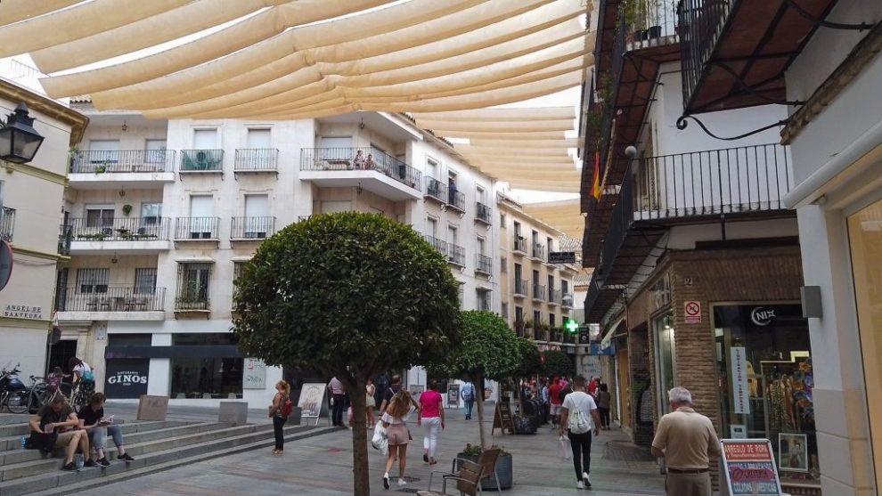 Calle Jesus y Maria - Cordoba