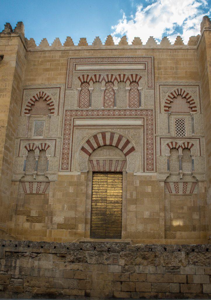 Nebentor Ostseite Mezquita Catedral - Cordoba