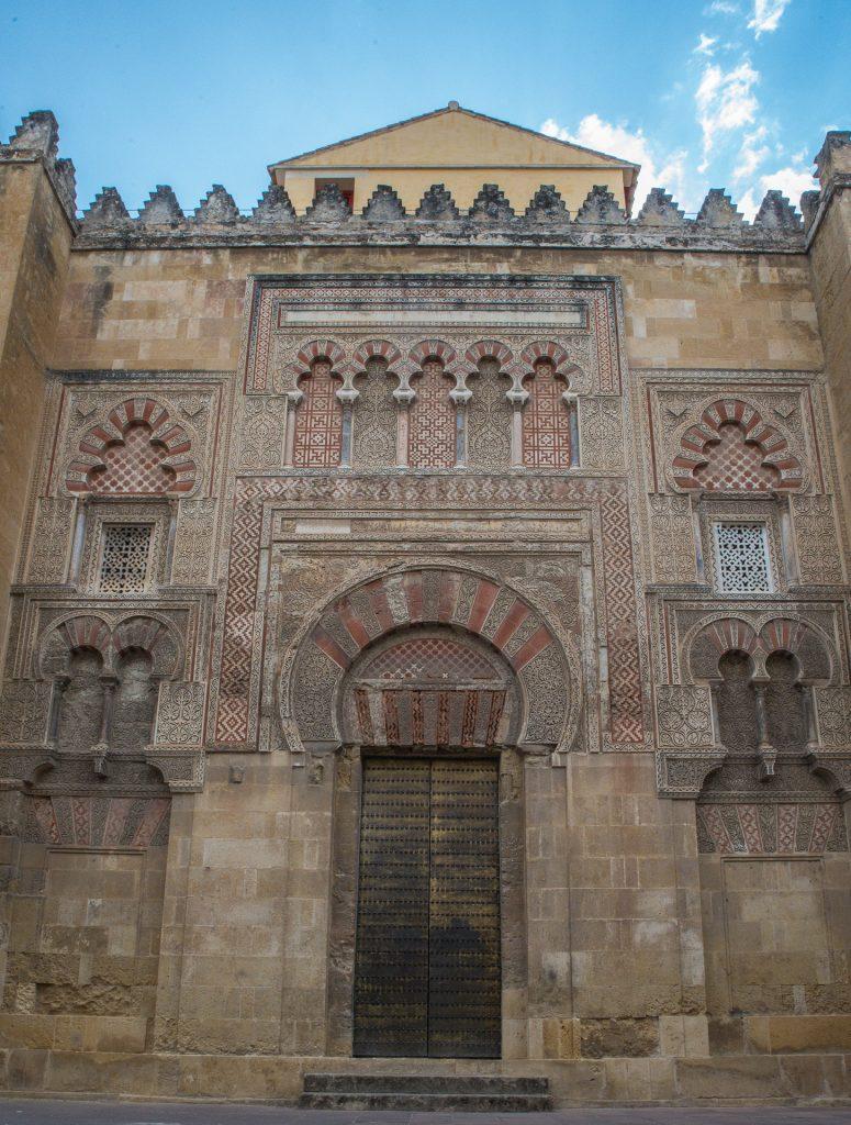 Haupttor Ostseite Mezquita Catedral - Cordoba