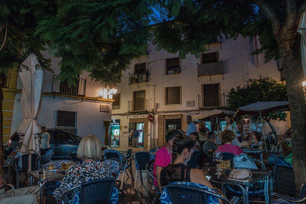 Plaza de la Agrupacíon de Confardías - Cordoba