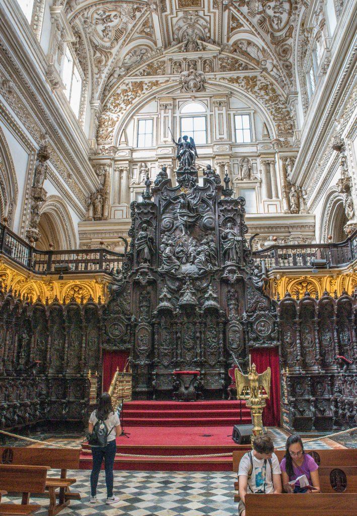 Chor - Mezquita Catedral Córdoba