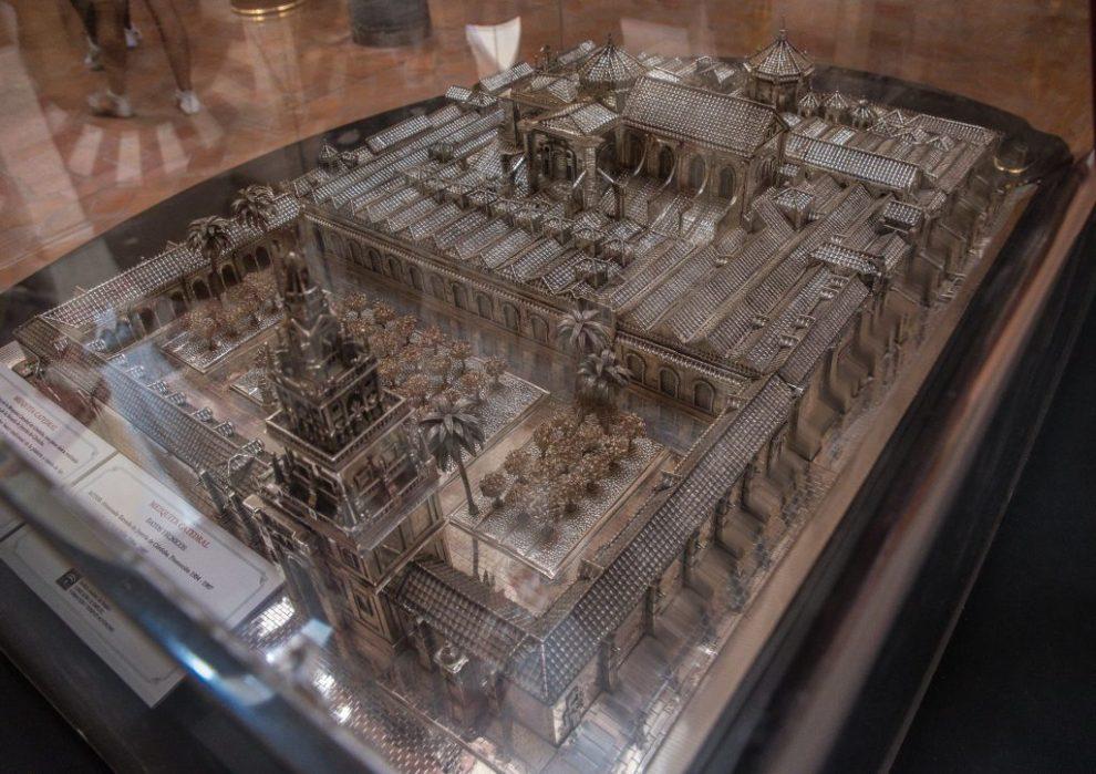 Modell - Mezquita Catedral Córdoba