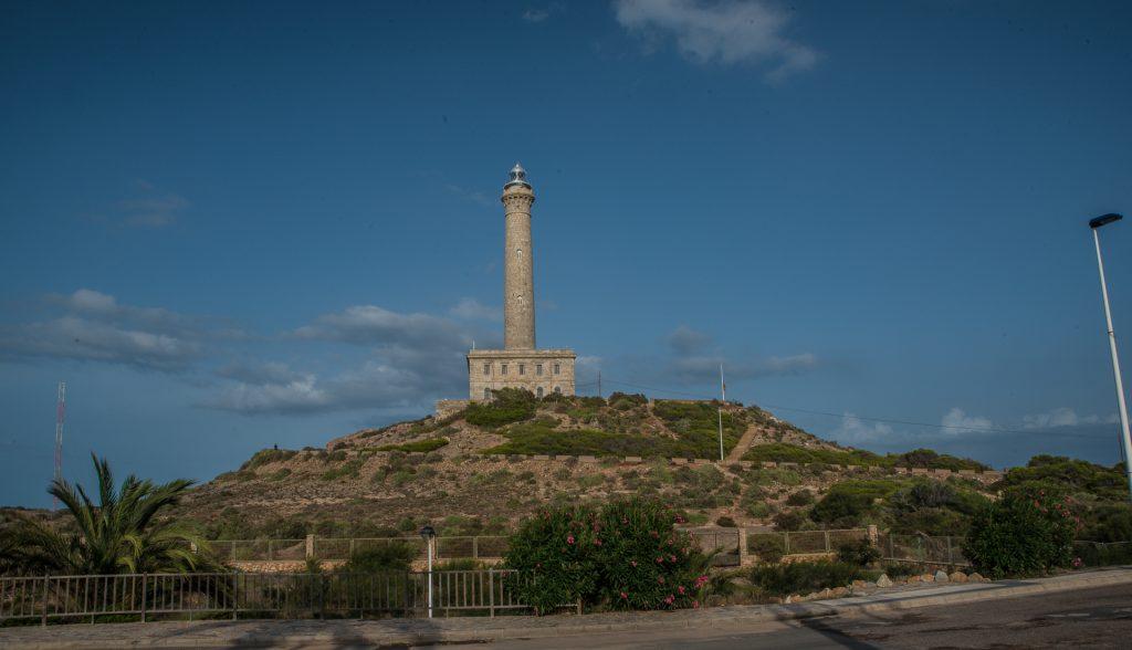 Costa Calida - Faro Cabo de Polas