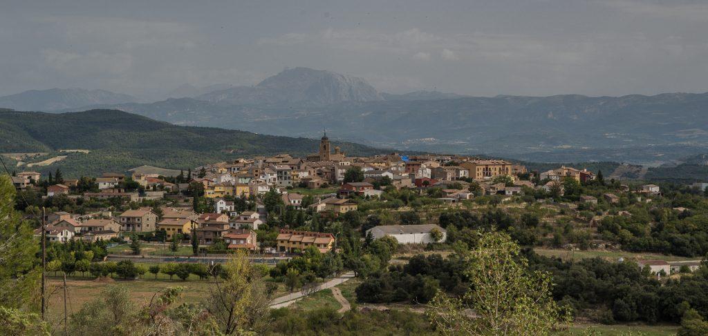 Pyrenäen - La Puebla de Castro