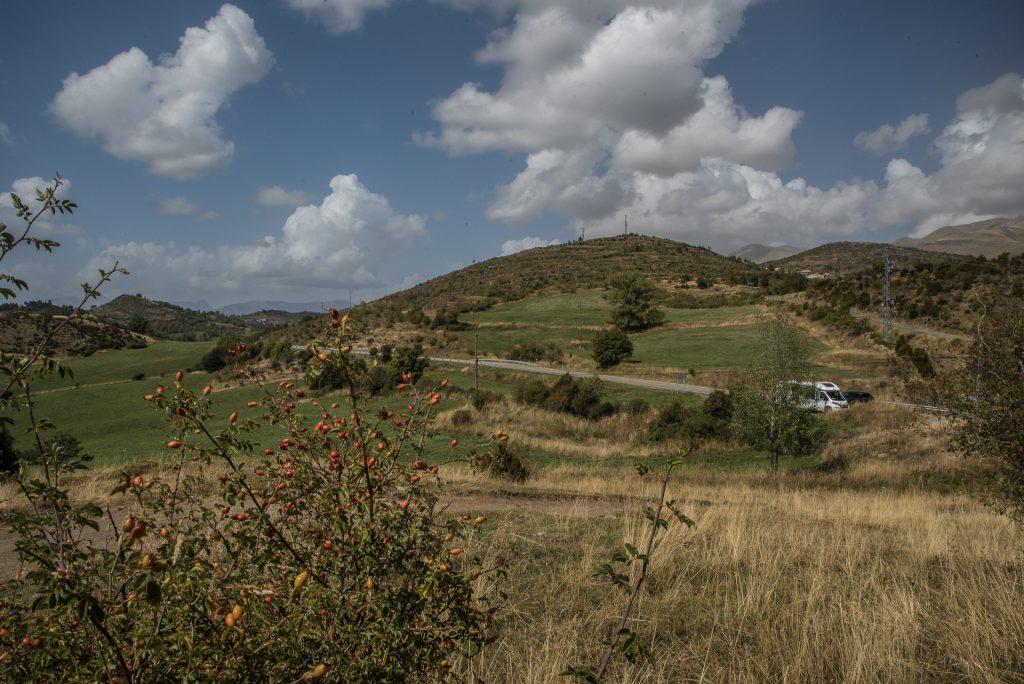 Pyrenäen - Coll de L'Espina