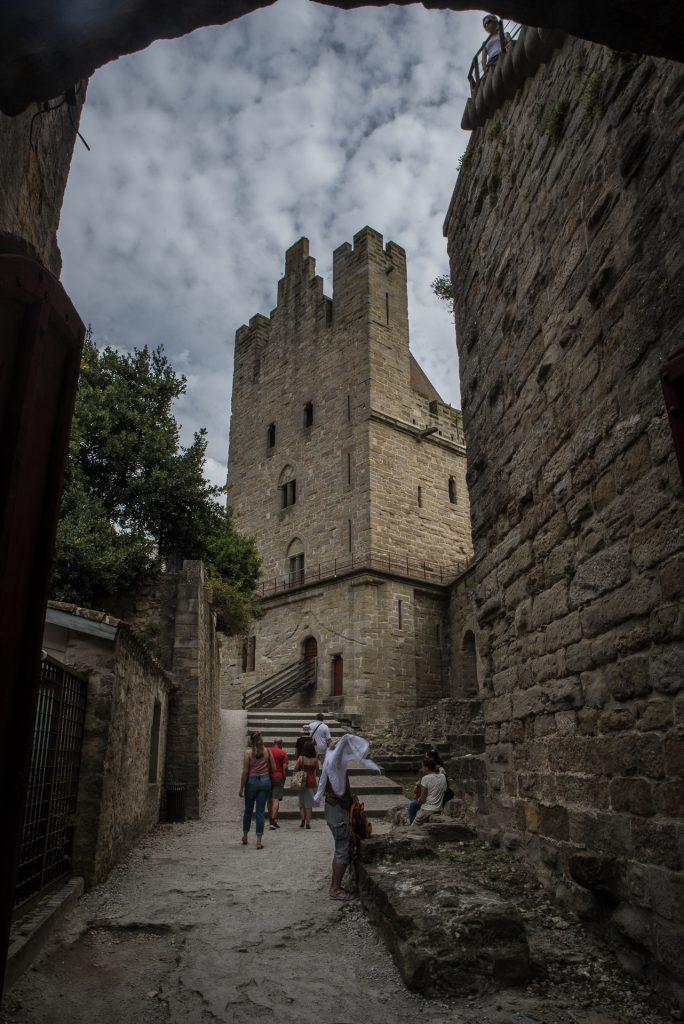 Carcassonne - Tour du Tréseau