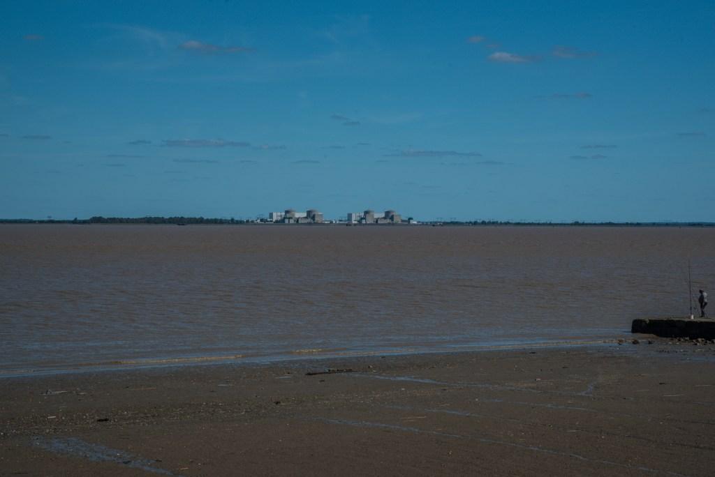 Gironde - Kernkraftwerk Blaye