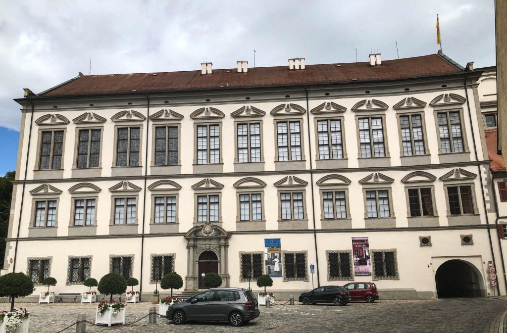 Oettingen - Schloss