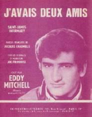 """Résultat de recherche d'images pour """"eddy mitchell j'avais deux amis"""""""
