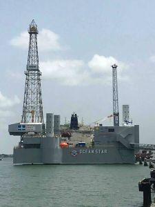 Ocean Star Oil Rig 1