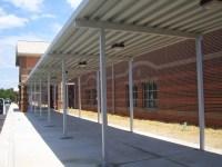 School Canopies | Covered Walkways for Schools | Mitchell ...