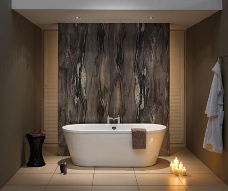 Mitchells bathroom wall panels and worktops Southampton