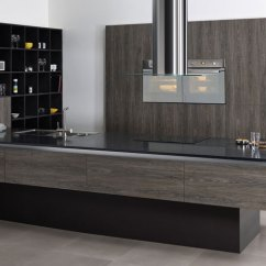 Black Kitchen Sink Base Mitchells - Solid Surface Worktops Southampton ...