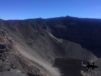 Le cratere principal