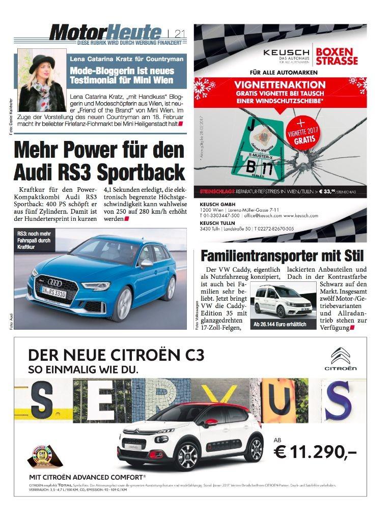 Heute Tageszeitung_Testimonial_Lena Catarina Kratz
