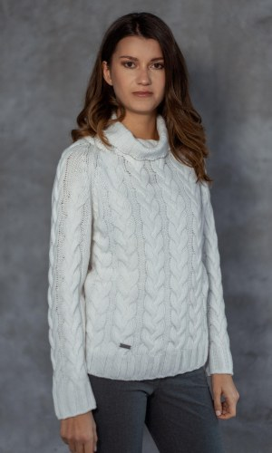 Sweater MARELLE WH front