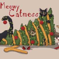 Meowy Catmess