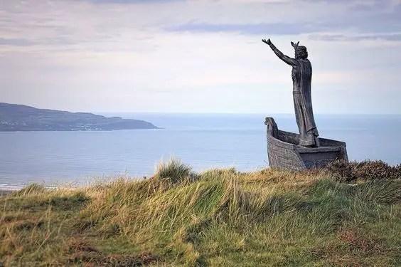 Manannan Dios acuático de la Mitología Celta