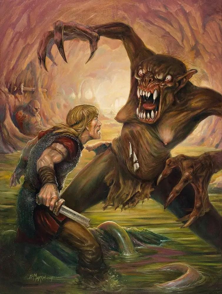BEOWULF: El héroe de los nórdicos según la Mitología Celta