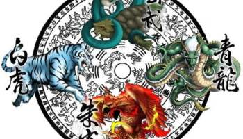 Criaturas mitológicas chinas