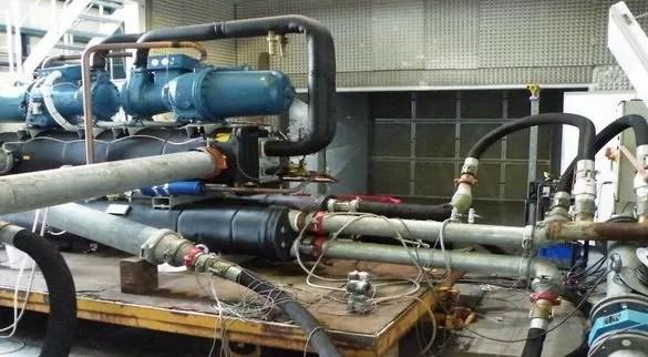 ¿Cuál es el escenario actual del mercado de equipos de refrigeración industrial en los Estados Unidos?
