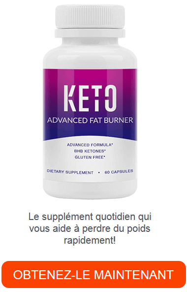 Kéto Advanced Fat Burner