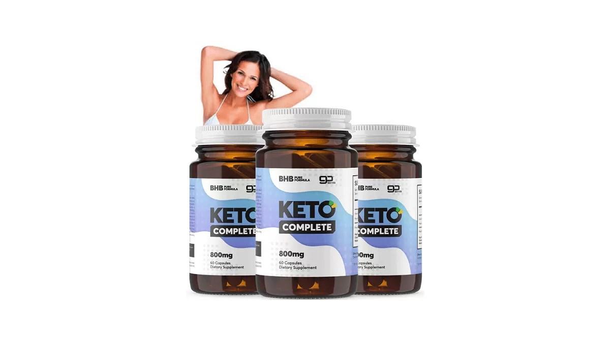 Pourquoi Keto Complete est-il si populaire maintenant ?