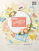 Stampin' Up! 2019 Spring/Summer Catalogue