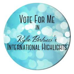 Vote for Mitosu Crafts at Kylie Bertucci's International Blog Highlights