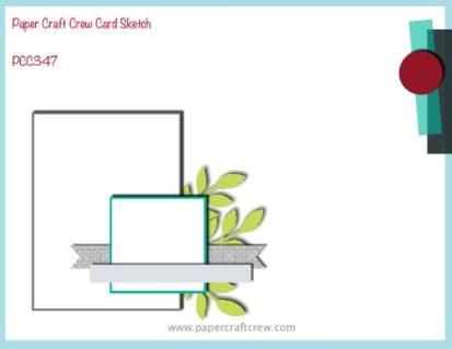 Paper Craft Crew Challenge Card Sketch Inspiration #PCC347 from Mitosu Crafts
