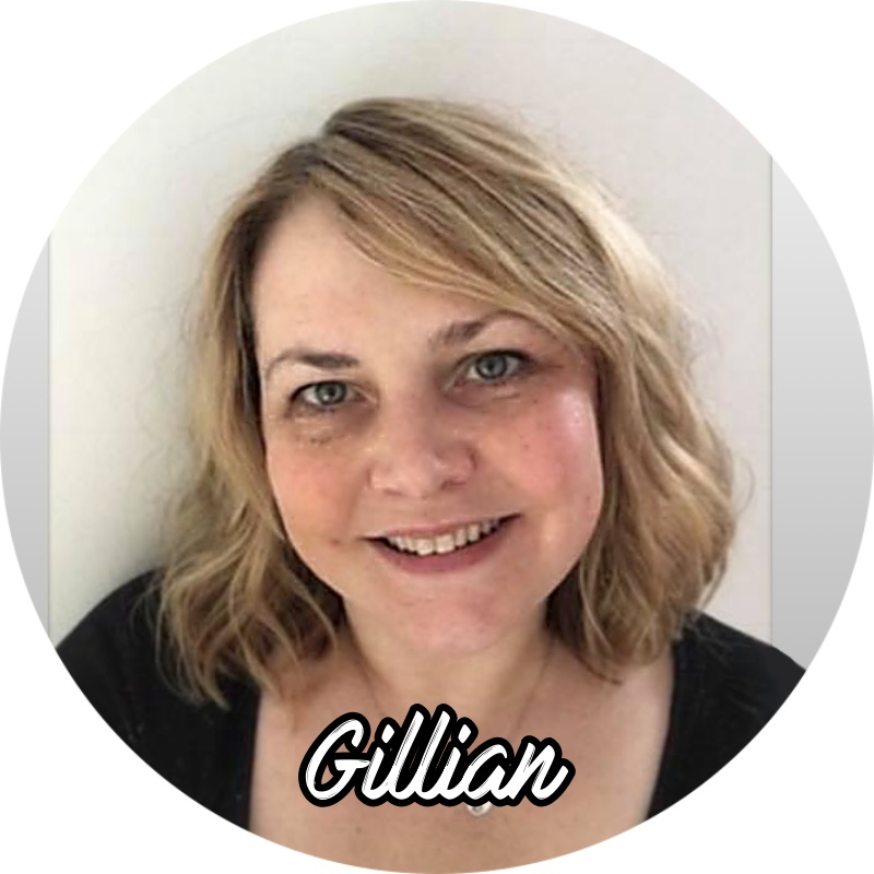 Gillian from the Casually Crafting Design Team