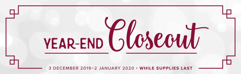 Year-end Close Out Sale with Mitosu Crafts