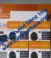 Paket Cctv Glenz 4ch AHD 1Mp