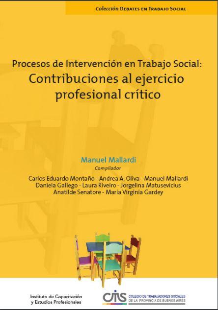 Procesos de Intervención en Trabajo Social