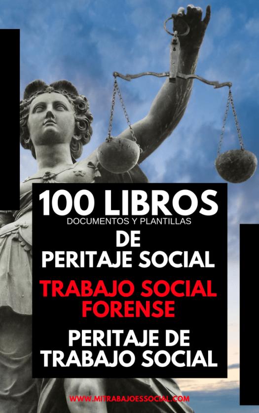 100 LIBROS DE PERITAJE SOCIAL