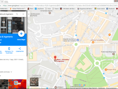 Registra tu empresa en Google My Business