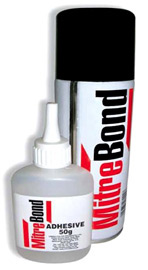 Mitrebond  the strongest fast setting glue on the market