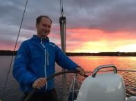 Skippertraining auf dem Scharmützelsee