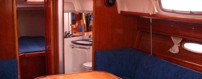 360° Fotos unserer Yacht